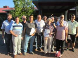 Die SPD zu Besuch im MVZ Dinkelsbühl