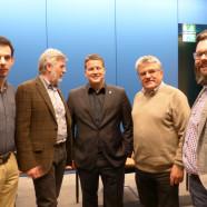 Die Kreis-SPD zu Besuch in Berlin