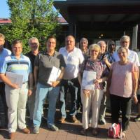 SPD zu Besuch im MVZ Dinkelsbühl