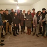 Der SPD-Kreisvorstand zu Besuch bei der Baugenossenschaft Feuchtwangen